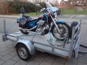 Motortrailerverhuur Jongsma
